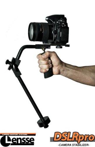 Lensse DSLRpro Camera Stabilizer Steady Cam DSLR