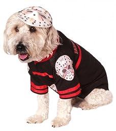 Rubies Costume Company Friday The 13th Jason Pet Costume, Medium