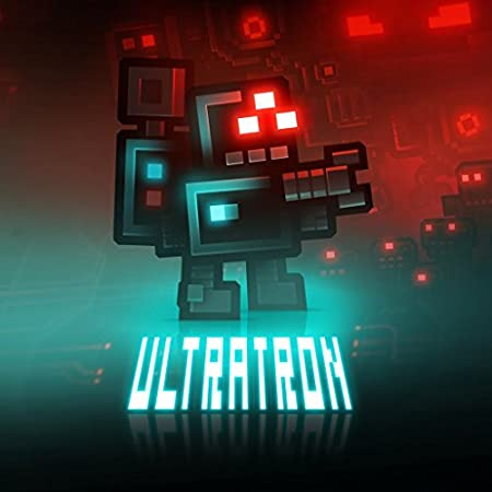 Ultratron (Cross Buy)  - PS3 / PS4 / PS Vita [Digital Code]