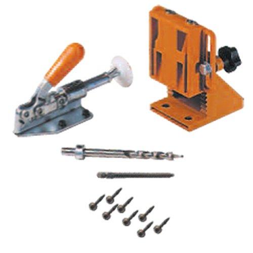 Cmt ppj 002 pocket pro pocket hole jig starter set for Pocket pro cmt