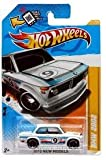 Hot Wheels BMW 2002 White 21/247