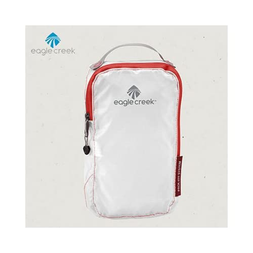 EagleCreek(イーグルクリーク) Pack-It Specter Quarter Cube White/Red