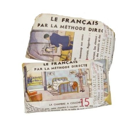 Luxurious Tokyo Milk Le Francias No 15 Petite Fine Soaps – Set of 2 Mini Soaps