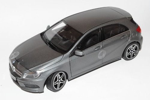 Mercedes-Benz A-Klasse Mountain Grau W176 Ab 2012 1/18 Norev Modell Auto