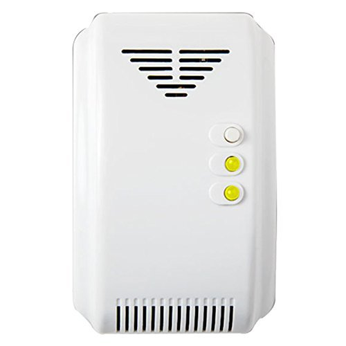 Golden Security Wireless Gas Leak Detector Kitchen Warning Sensor for WIFI / GSM / PSTN Burglar Auto Dial Alarm System, Security Home Alarms, 433Mhz