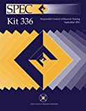 img - for SPEC Kit 336: Responsible Conduct of Research Training book / textbook / text book