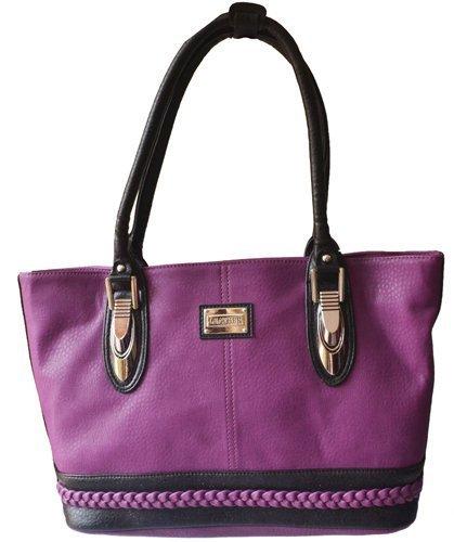 NOVICZ Latest Trendy PU Leather Ladies Bag Beautiful Shoulder Bag Women S  Hand Bag Vanity Bag College Bag Beige Colour Price in India  2307fd8195a55