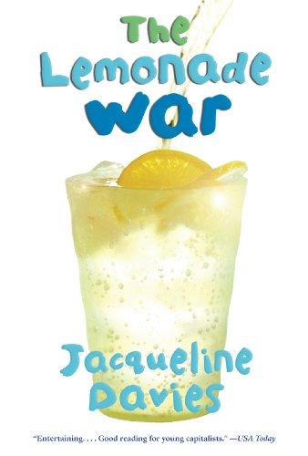 Cover of The Lemonade War (The Lemonade War Series)