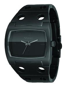 Vestal Men's DES053 Destroyer All Matte Black Watch