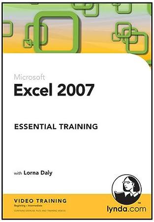 Excel 2007 Essential Training