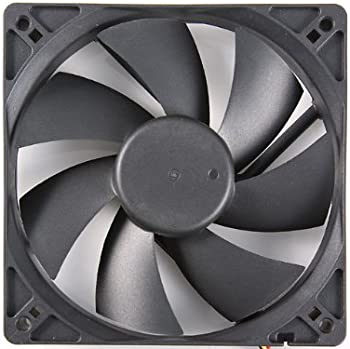 Rosewill RFA-120-K 120mm Computer Case Cooling Fan