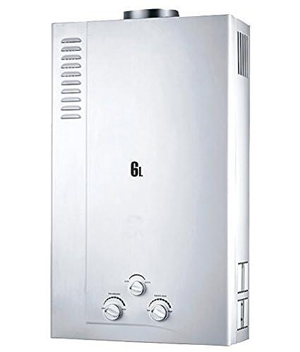 B001 6 Litres Gas Water Geyser