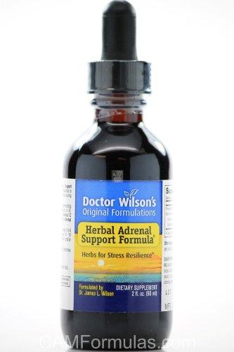 Herbal Adrenal Support 2 oz - formulations