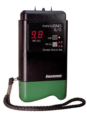 Lignomat Moisture Meter Mini-Ligno S/D