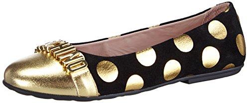 Moschino 25555, Pantofole imbottite Ragazza, Nero (Schwarz (Schwarz               9131)), 30