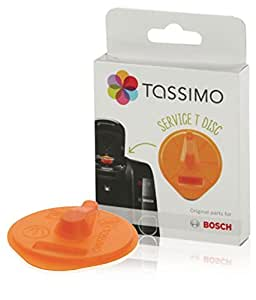 Bosch Coffee Maker Cleaning Disc : Amazon.com : Tassimo T-Disc 624088 Bosch T55 Coffee Machine Cleaning Disc : Patio, Lawn & Garden