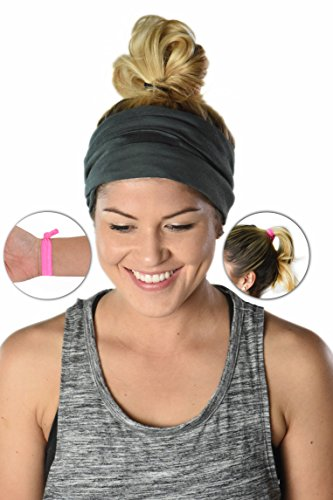 Headbands Made From Moisture Wicking Microfiber - PLUS Trendy
