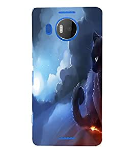 Perfect print Back cover for Microsoft Lumia 950XL