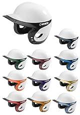 Worth WLBH Liberty One Size Fits Most Baseball/Softball Batting Helmet (Home) (without Mask)