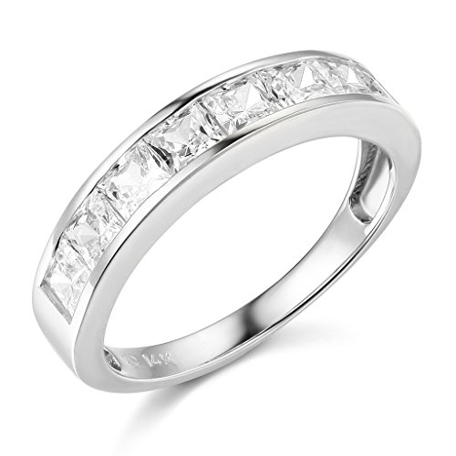 925-Sterling-Silver-Rhodium-Plated-Channel-Set-Wedding-Band