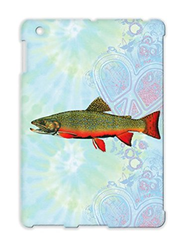 Brook Trout Durable Brook Trout Marine Life Fly Fishing The Rocky Mountains Animals Nature Salmon Brown Trout Cutthroat Brook Rainbow Colorado Yellow For Ipad 2 Tpu Cover Case