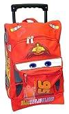 Disney Cars Toddler Rolling Backpack