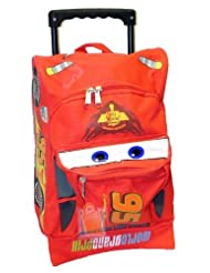 Disney Cars Toddler Rolling Backpack