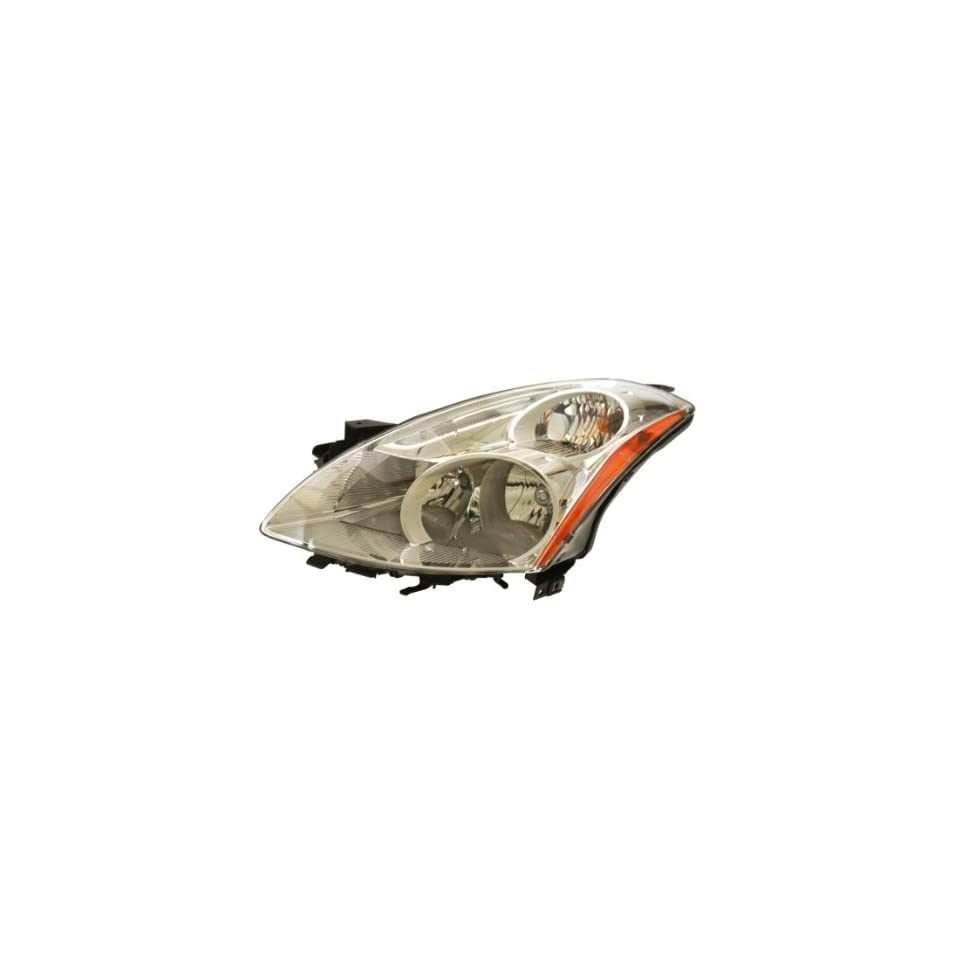 OE Replacement Nissan/Datsun Altima Driver Side Headlight Assembly Composite (Partslink Number NI2502190)
