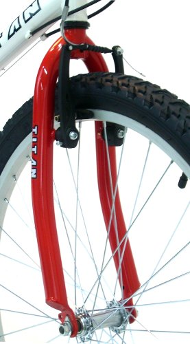 Bike USA Titan Pathfinder Ladies 18 Speed Mountain Bike