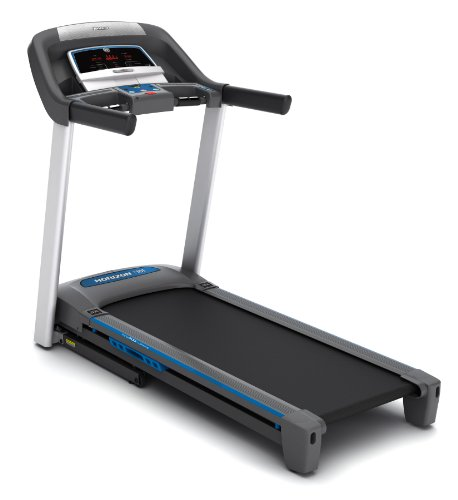 Review Of Horizon Fitness T101-3 Treadmill