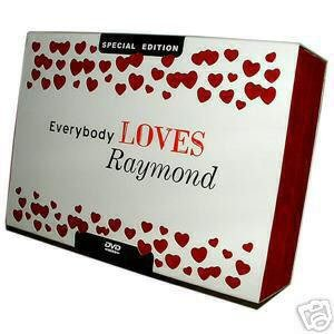 Everybody Loves Raymond Complete Series 1 - 9 Seasons Collection Boxset - Special Limited Edition