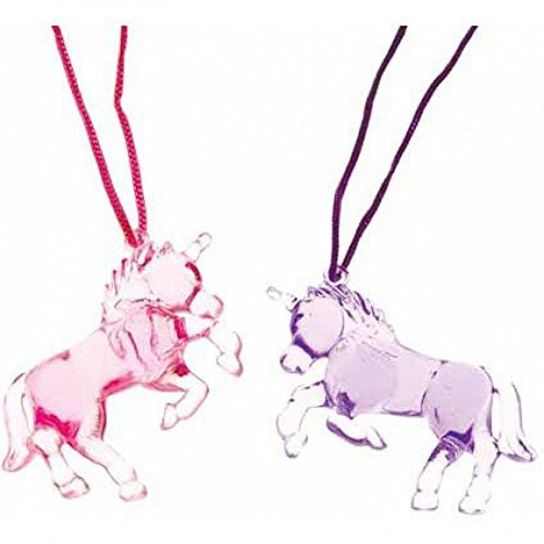 Unicorn-Necklace-12-ct-Necklaces-12-per-package