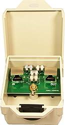 Ethernet Surge Protector -Outdoor- for PoE+ Gigabit 1000Mbs - LAN Network Thunder Lighting Surge Protection Suppressor/Arrester - TP303 ...