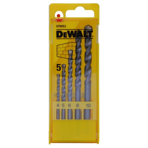 DeWalt-DT6952-QZ-Stone-Drill-Cylindrical-Bit-Set-in-Plastic-Case-5-Pieces