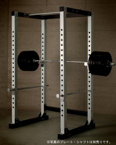 IROTEC (アイロテック) パワーラック V-MAX / パワーラック上級モデル 高重量対応タイプ / 懸垂 スクワット トレーニング可能