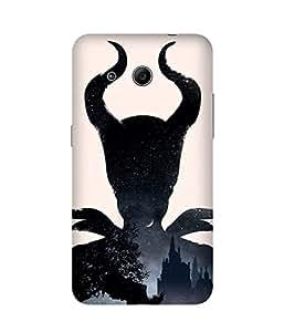 Midnight Lady Samsung Galaxy Core 2 Case