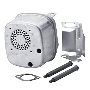 Briggs & Stratton 691874 Lo-Tone Muffler For 10-12.5 HP Horizontal and Vertical Engines from Magneto Power