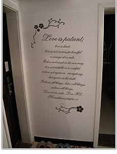 23 39 1 corinthians 13 love is patient. Black Bedroom Furniture Sets. Home Design Ideas