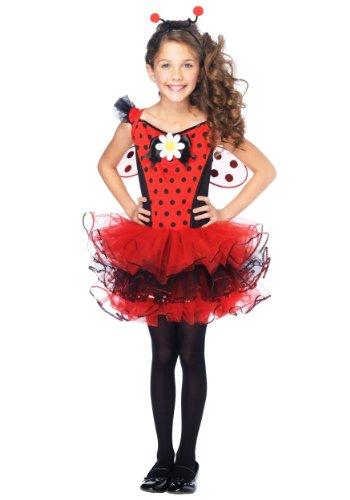 Big Girls' Ladybug Cutie Costume