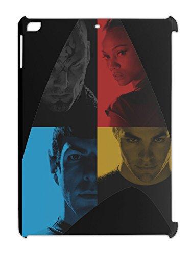 star trek movie iPad air plastic case