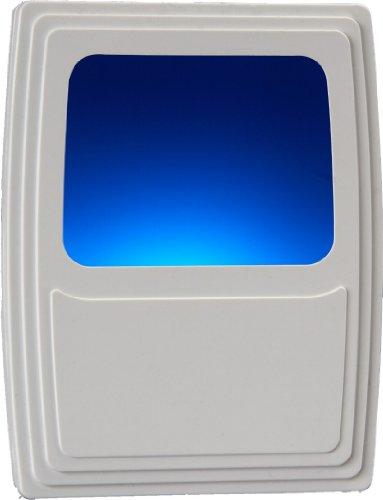 AmerTac 71282 Forever-Brite Night Light, Cool Blue, 2-Pack