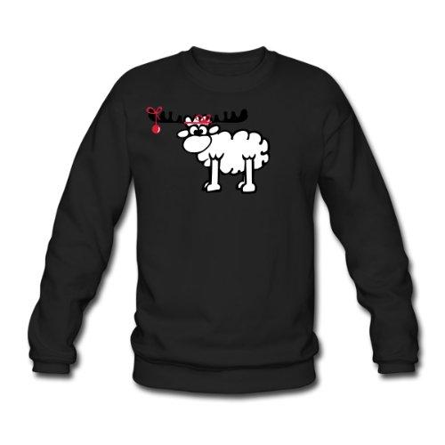 Spreadshirt, schelch7_3f, Men's Sweatshirt, black, XXL