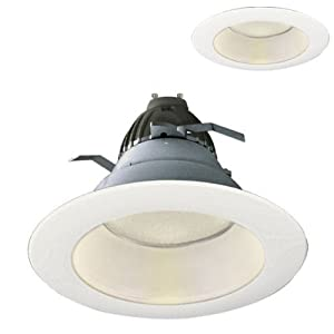 800 Lumens - 90W Equal - 12W LED - GU24 Base - Downlight - Fits 6 in. Can Light - 90 CRI - 2700K - Cree CR6-800L-27K-12-GU24