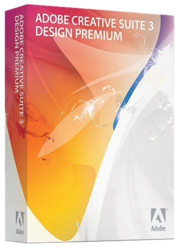 Adobe CS3 Design Premium (Mac)