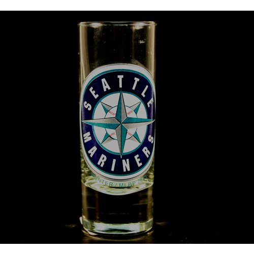 Seattle Mariners Hype Shot Glass - 2 oz. at Amazon.com