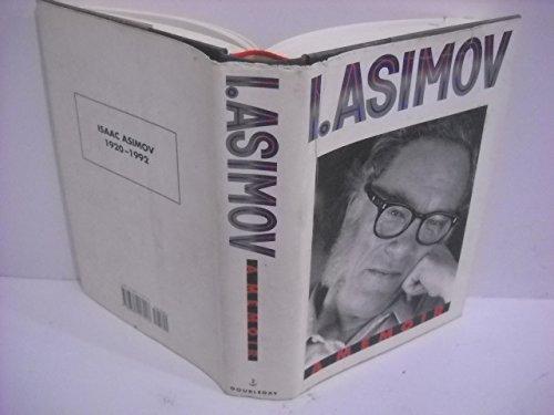 I, Asimov: A Memoir, Asimov, Isaac