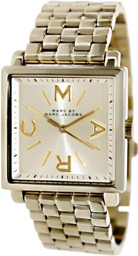 Marc By Marc Jacobs Women'S Mbm3259 Truman Gold Watch