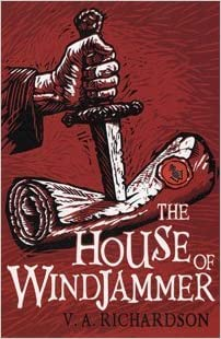 The House of Windjammer V A Richardson The House Of Windjammer 3 Books Collection Set