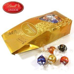 リンツ リンドール トリュフチョコレート ビッグサイズ 5種類アソート 600g
