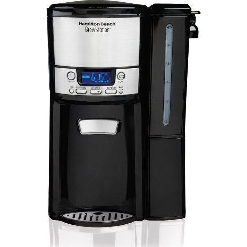BrewStation 12 Cup Coffeemaker w/Removable Reservoir-47900 (47900 Hamilton Beach compare prices)